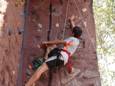 Extra mural Sports Climbing